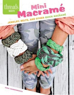 Mini Macrame Vera Vandenbosch 9781627109574
