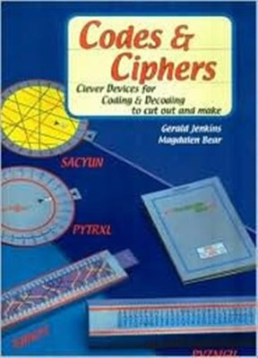 Codes and Ciphers Gerald Jenkins, Magdalen Bear 9781899618538