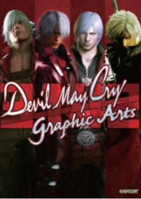 Devil May Cry: 3142 Graphic Arts CAPCOM 9781927925485