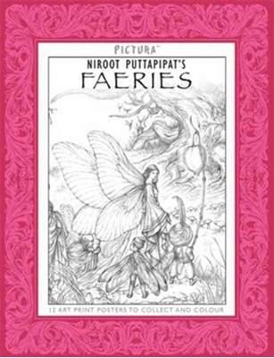 Pictura Prints: Faeries Niroot Puttapipat 9781783708079