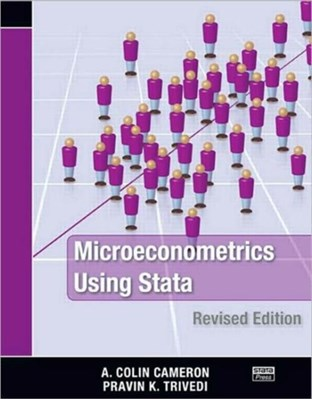Microeconometrics Using Stata Pravin K. (Indiana University Trivedi, A. Colin (University of California Cameron 9781597180733