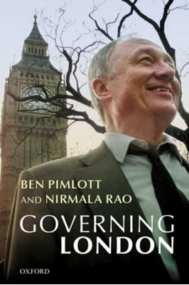 Governing London Ben Pimlott, Nirmala Rao 9780199244928