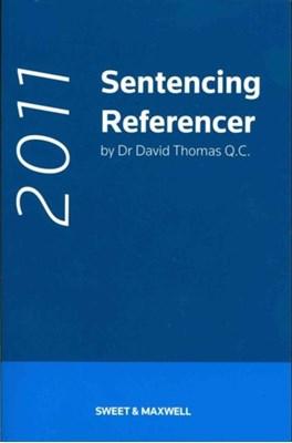 Sentencing Referencer  9780414045156