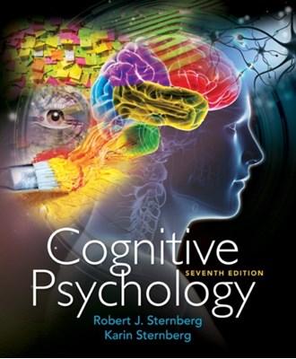 Cognitive Psychology Karin (Sternberg Consulting) Sternberg, Robert (Cornell University) Sternberg 9781305644656