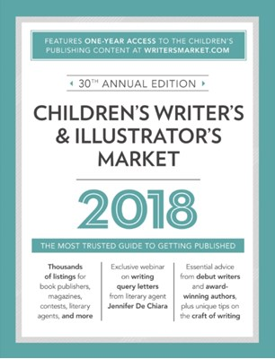 Children's Writer's & Illustrator's Market 2018  9781440352683