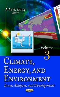Climate, Energy & Environment  9781631179211