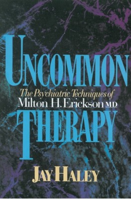 Uncommon Therapy Jay Haley 9780393310313