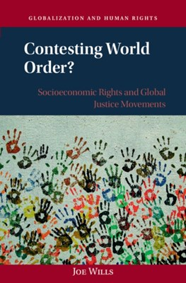 Contesting World Order? Joe (University of Leicester) Wills 9781107176140