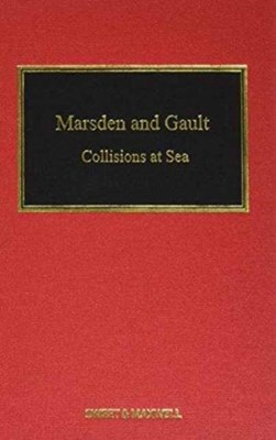 Marsden and Gault on Collisions at Sea  9780414045750
