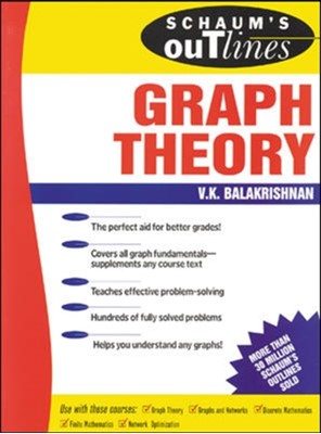 Schaum's Outline of Graph Theory: Including Hundreds of Solved Problems V.K. Balakrishnan 9780070054899