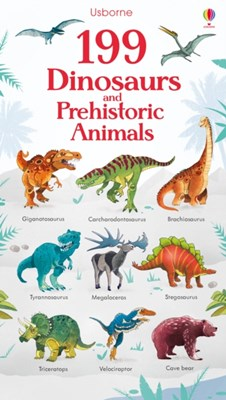 199 Dinosaurs and Prehistoric Animals Hannah Watson 9781474936873