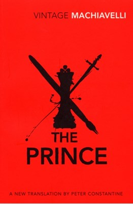 The Prince Niccolo Machiavelli 9780099518495