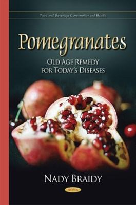 Pomegranates Nady Braidy 9781634634564