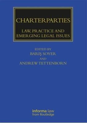 Charterparties  9781138304048