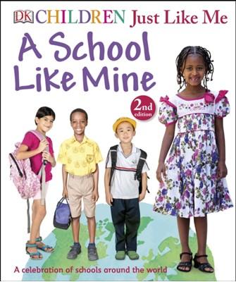A School Like Mine DK 9780241207369