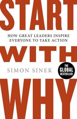 Start With Why Simon Sinek 9780241958223