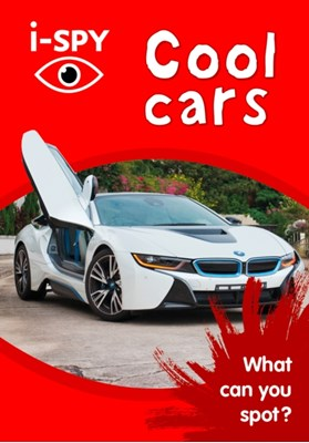 i-SPY Cool Cars i-SPY 9780008213275