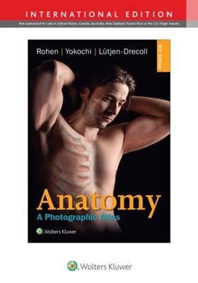 Anatomy Elke Lutjen-Drecoll, Chichiro Yokochi, Johannes W. Rohen 9781496308702