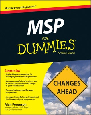 MSP For Dummies Alan Ferguson 9781118746400
