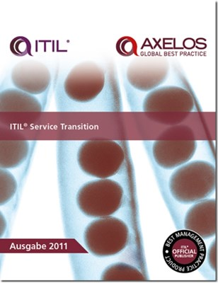 ITIL service transition The Cabinet Office, Great Britain: Cabinet Office 9780113313068
