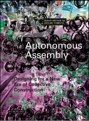 Autonomous Assembly  9781119102359