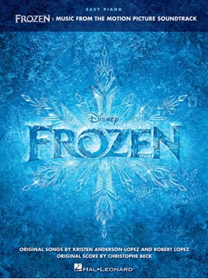 Frozen Hal Leonard Publishing Corporation 9781480383012