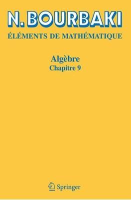 Algebre N Bourbaki 9783540353386