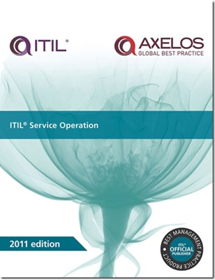 ITIL service operation The Cabinet Office 9780113313075