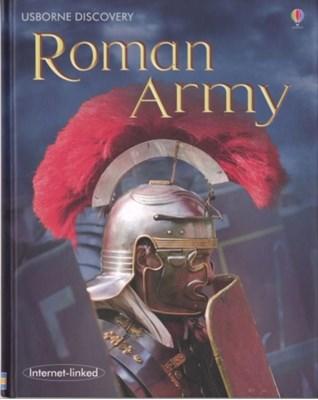 Discovery Roman Army Ruth Brocklehurst 9780746098325