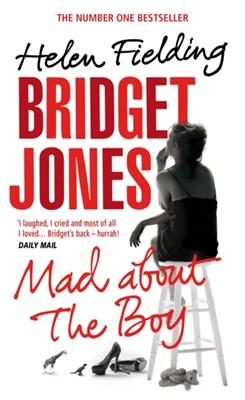 Bridget Jones: Mad About the Boy Helen Fielding 9780099590330