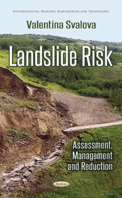 Landslide Risk Valentina Svalova 9781536122947