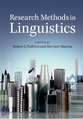 Research Methods in Linguistics  9781107696358
