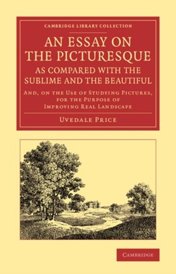 Cambridge Library Collection - Art and Architecture Uvedale Price 9781108067249