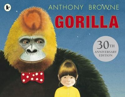 Gorilla Anthony Browne 9781406352337