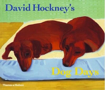 David Hockney's Dog Days David Hockney 9780500286272