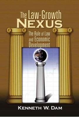 The Law-growth Nexus Kenneth W. Dam 9780815717201