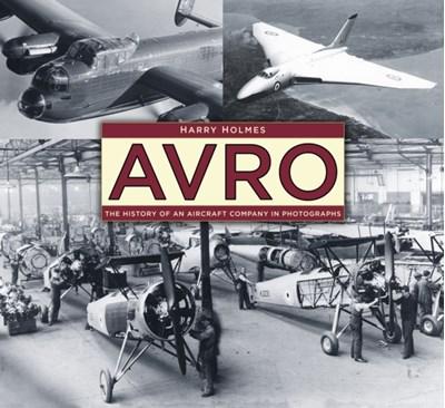 Avro Harry Holmes 9780750970334
