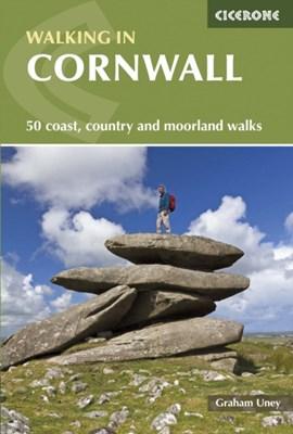 Walking in Cornwall Graham Uney 9781852846848