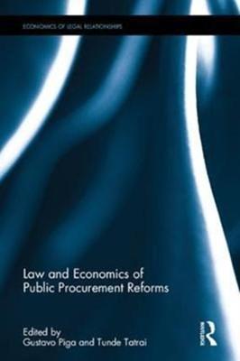 Law and Economics of Public Procurement Reforms  9781138296480