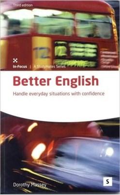 Better English Dorothy Massey 9781842850763