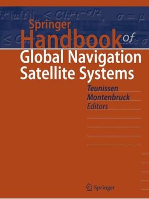 Springer Handbook of Global Navigation Satellite Systems  9783319429267
