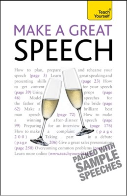Make a Great Speech: Teach Yourself Jackie Arnold 9781444107432