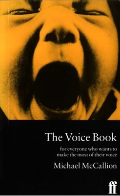 The Voice Book Michael McCallion 9780571195251