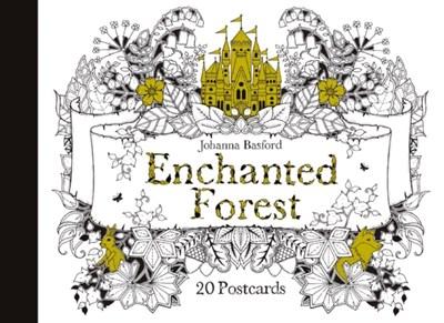 Enchanted Forest Johanna Basford 9781856699792