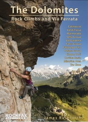 The Dolomites James Rushforth 9781873341971