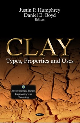 Clay  9781613244494