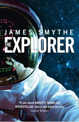 The Explorer James Smythe 9780007456765