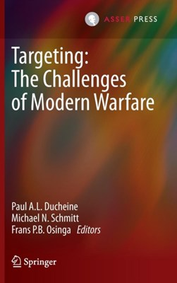 Targeting: The Challenges of Modern Warfare  9789462650718