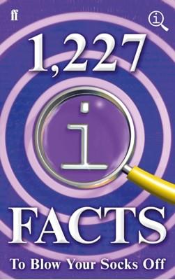 1,227 QI Facts To Blow Your Socks Off John Mitchinson, James Harkin, John Lloyd 9780571297917