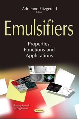 Emulsifiers  9781634836883